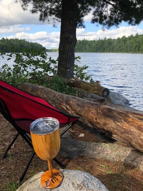 slim lake cup