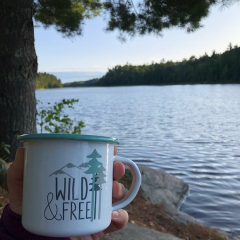 My first solo Boundary Waters Canoe Area adventure!